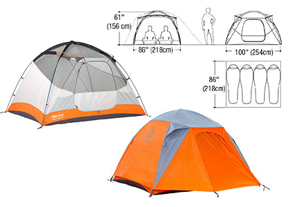 Rent a Tent Canada - Limestone4 Package C