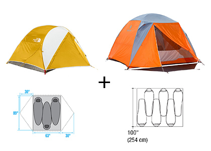 Rent a Tent Canada PackageE spec