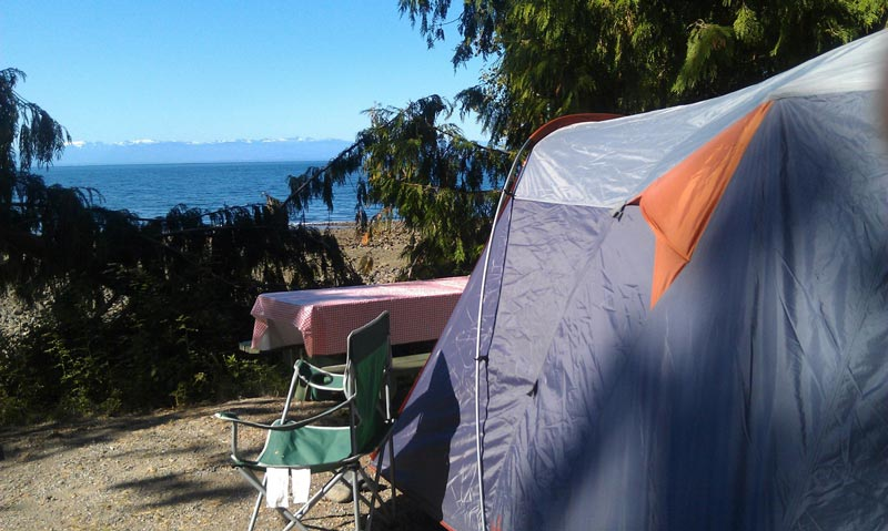 Rent A Tent Canada Manor6 On The Beach Camping
