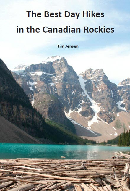 Rent A Tent Canada Besthikesofthecanadianrockies Cover
